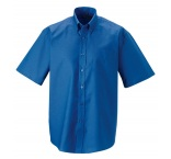 933M.20.5 - Russell•MENS SHORT SLEEVE EASY CARE OXFORD SHIRT
